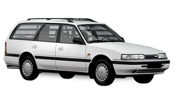 Запчасти для 626 III Station Wagon (GV)