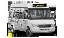 Запчасти для SPRINTER 4-t автобус (904)