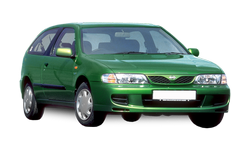 Запчасти для ALMERA I Hatchback (N15)