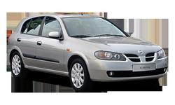 Запчасти для ALMERA II Hatchback (N16)