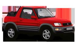 Запчасти для RAV 4 I Cabrio (SXA1)