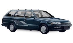 Запчасти для CARINA II Station Wagon (T17)